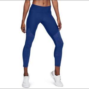 Under armour royal blue athletic leggings